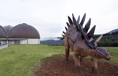 Museo del Jurásico de Asturias (MUJA)