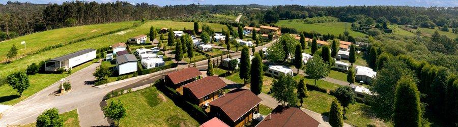 Instalaciones del Camping  Villaviciosa Asturias