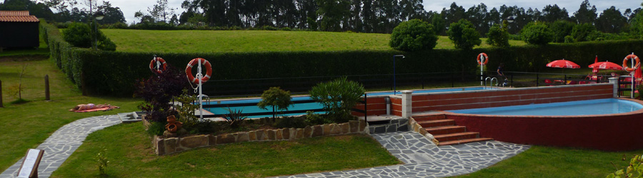 camping asturias bungalows piscina primera categoria playa
