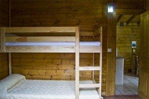 Habitación Bungalow 3 camas
