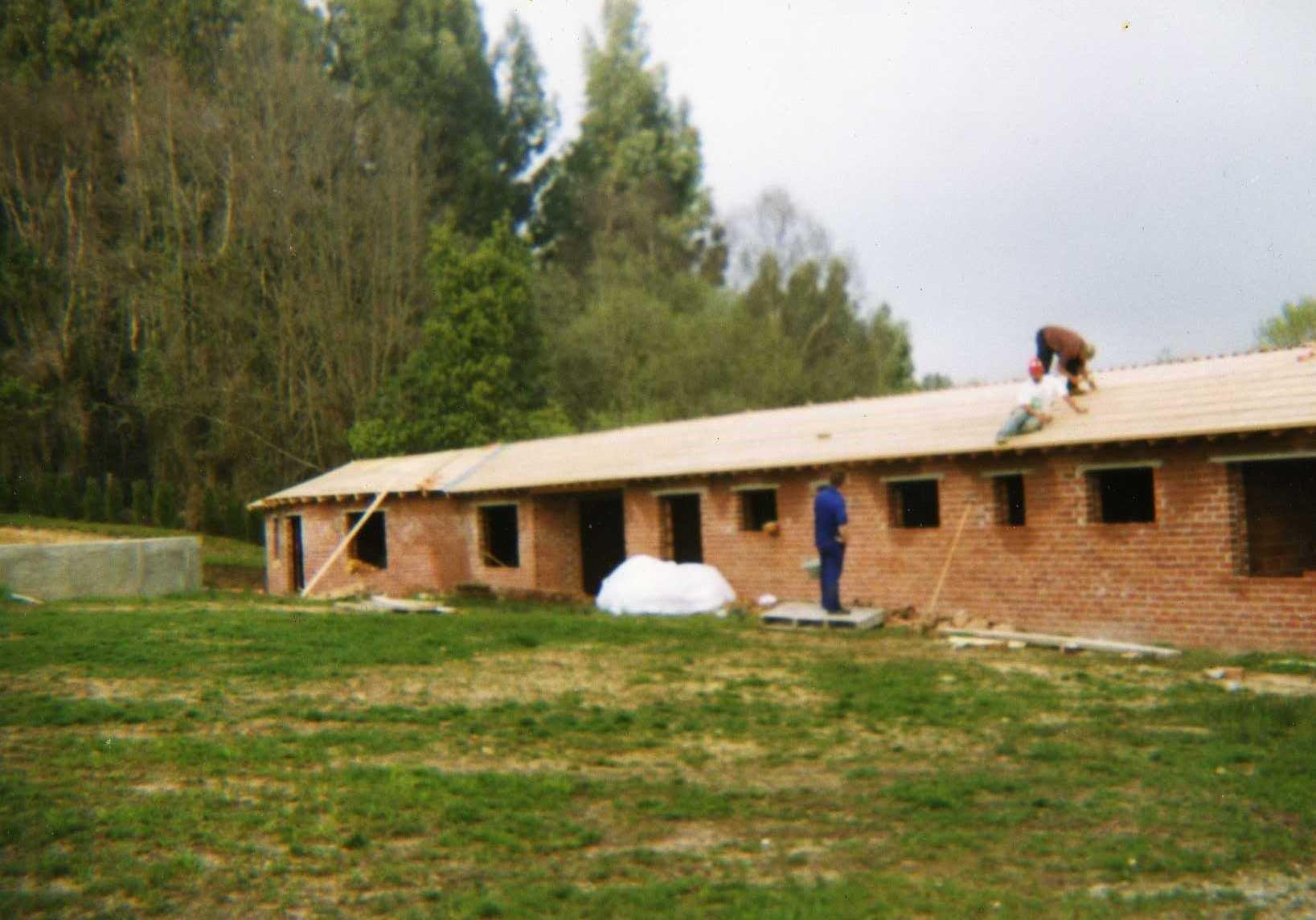 Camping Villaviciosa obras