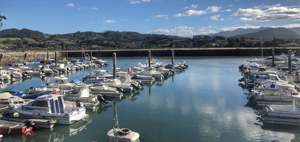Puerto deportivo el Puntal