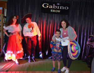 Ganadora del fin de semana en bungalow: Esther López