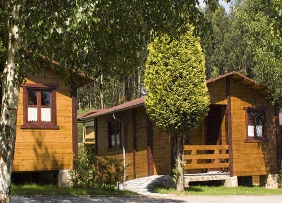 bungalows dos habitaciones