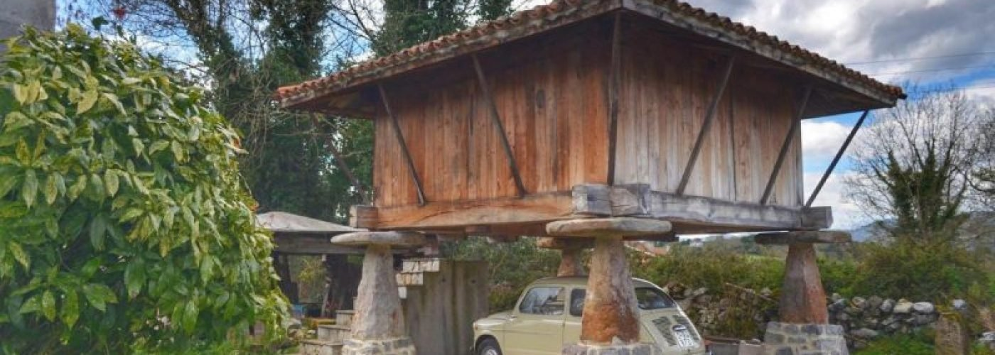 Hórreo en Selorio