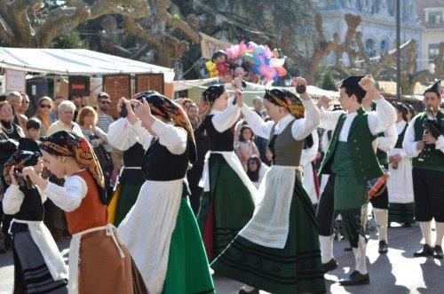 bailes asturianos