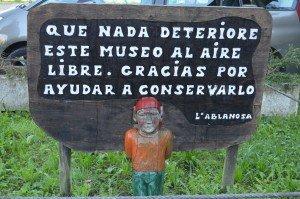 Los duendes en Asturias.