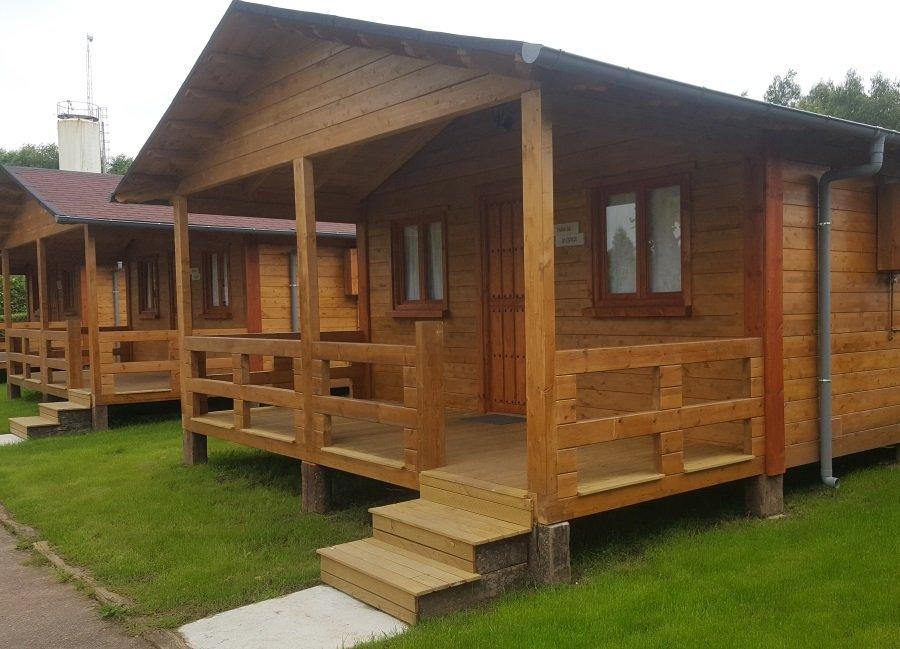 Bungalow XL 2 habitaciones.