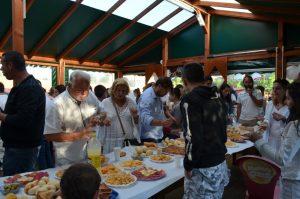 Fiesta 20 aniversario del Camping Villaviciosa