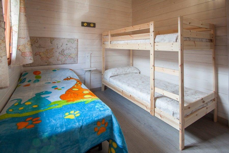 habitacion 3 camas bungalow XL