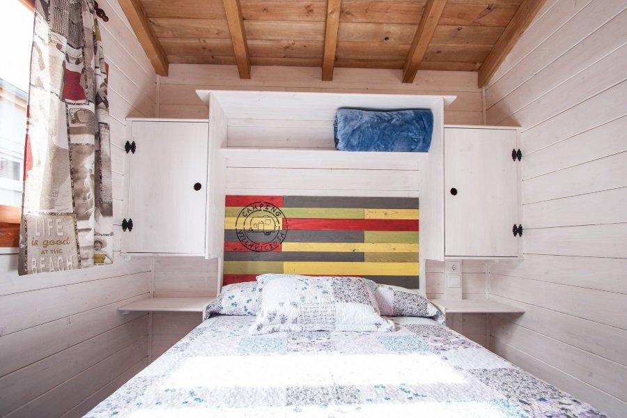 Habitación matrimonio bungalow XL
