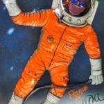 Astronauta en el Parque de la Vida