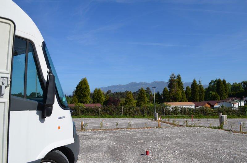 area de autocaravanas en asturias