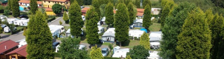 Panorámica Camping Villaviciosa