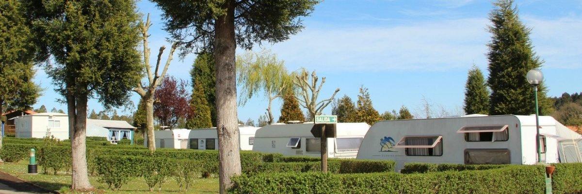 Parcelas Camping Villaviciosa