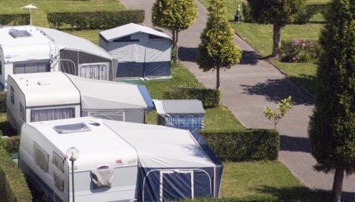 Parcelas individuales en Camping Villaviciosa
